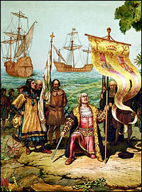 The first asian country european explorers reached by water