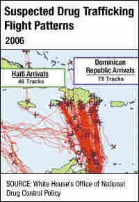 2006 Drug Traficking Routes