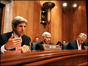Senate Foreign Relations Committee hearing on Iraq