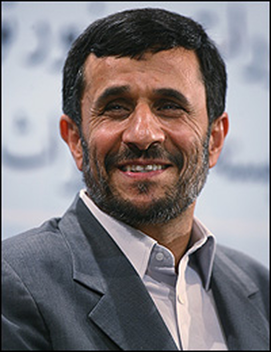 Iranian President Mahmoud Ahmadinejad says he's puzzled that his trip to New York might offend Americans.
