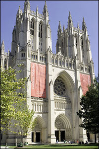 national cathedral celebrates centennial year npr