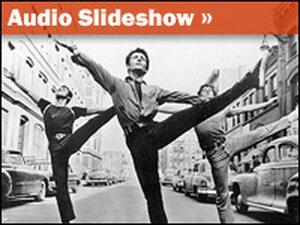 Slideshow launch
