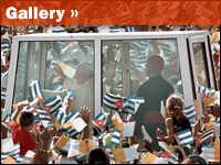 Popemobile Gallery