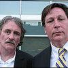 Bernie McDaid and Olan Horne