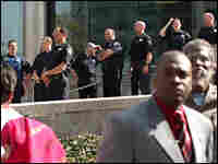 Tensions remain high between police and supporters of Sean Bell after the verdict.