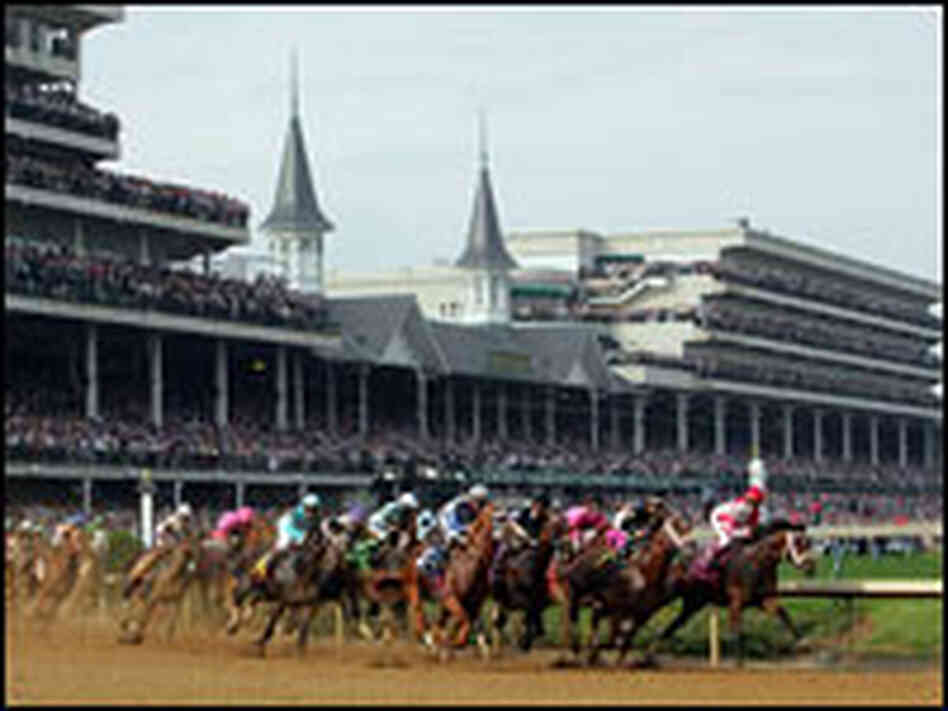 What S Wrong With Kentucky: What's Wrong With The Kentucky Derby? : NPR