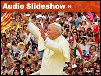 Audio Slideshow: Papal Visits Around the World