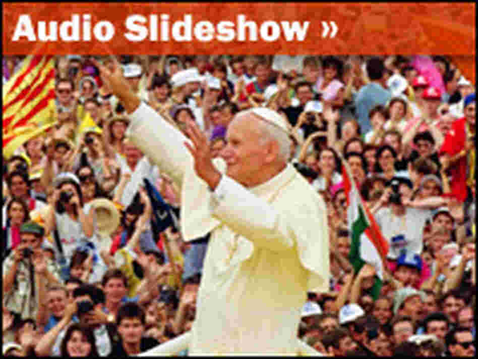 Pope Slideshow Launch Image
