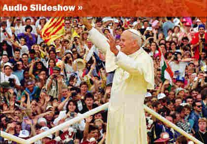 Audio Slideshow: Papal Trips