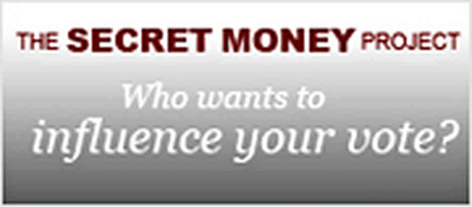 Secret Money Project blog