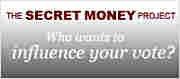 Secret Money blog promo