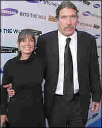 Brian Dierker attended the premiere of 'Into the Wild' with his wife, Jen, on Sept. 18, 2007.