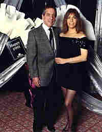 Gregory Scarpa and his girlfriend, Linda Schiro, are shown here in a 1991 photo.