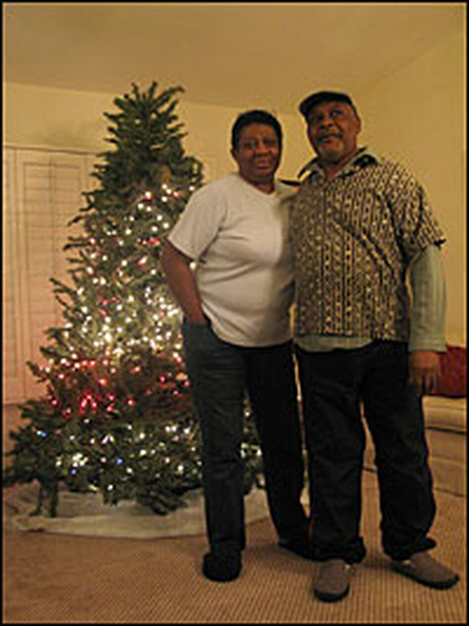 After retiring two years ago, Clantha and Israel Twillie moved to Las Vegas and put much of their savings into a down payment on their home. They say they're confused by the mortgage workout process.