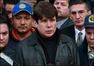 Illinois Gov. Rod Blagojevich.