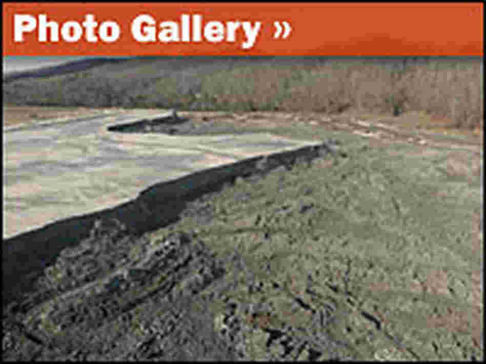 Slideshow: Coal Ash Spill