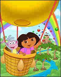 'Dora the Explorer' airs regularly weekdays on Nickelodeon.