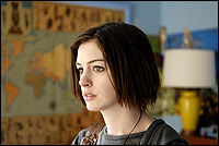 Anne hathaway in 'rachel getting married.'