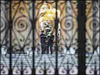 The Elysee Palace, where Nicolas Sarkozy married Carla Bruni