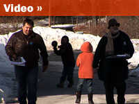 Video: Canvassing in NH
