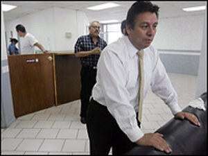 Jaime Torres Valadez is the spokesman for the Juarez police
