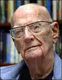 Science fiction author Arthur C. Clarke died on Friday.