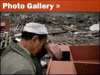 Earthquake photo gallery