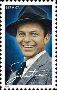 Frank Sinatra stamp