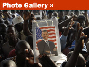 Slideshow: International Reaction