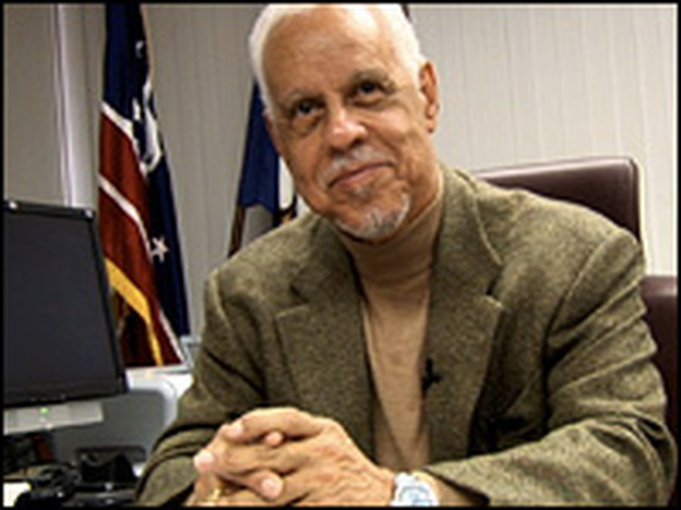 Former Virginia Gov. Douglas Wilder says Barack Obama's election shows kids anything is possible.
