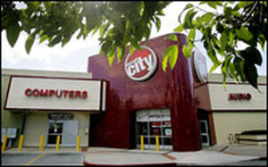 A Circuit City store