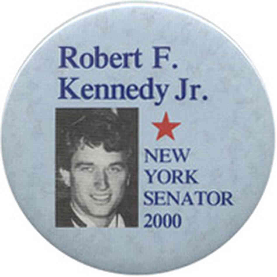 RFK Jr. button