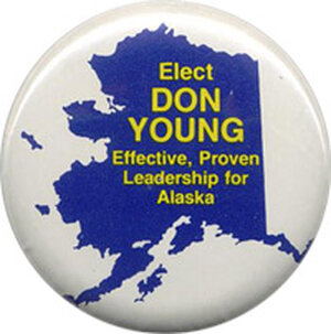Don Young button