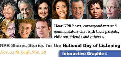 National Day of Listening Interactive