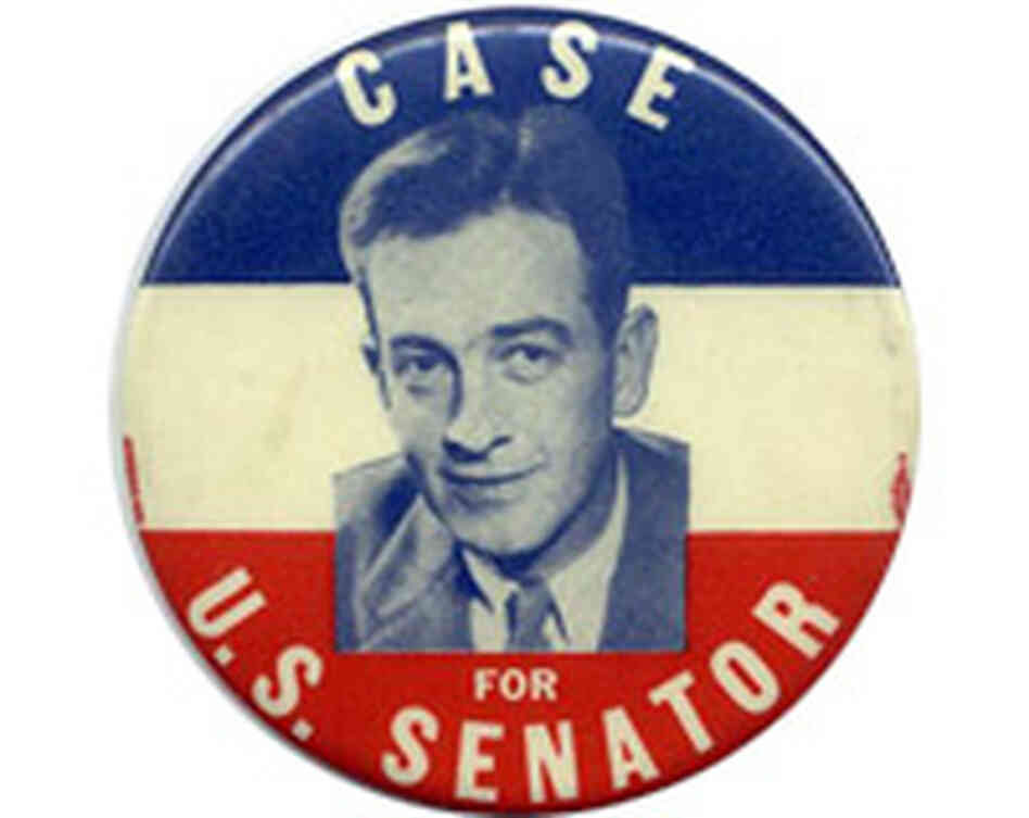 Clifford Case button