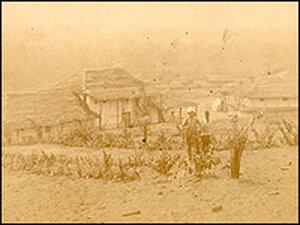 Kinshasa, Congo, cirica 1883-1885