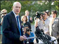 Treasury Secretary Henry Paulson has been urging passage of a bailout for Wall Street.