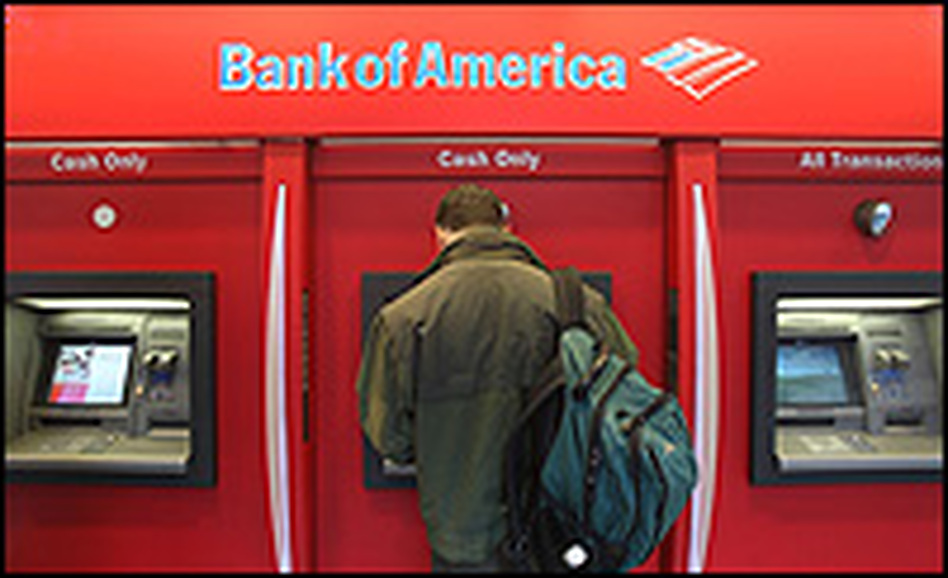 Bank of America announced it would spend up to $8.4 billion to restructure the shaky mortgage loan portfolio of lender Countrywide.