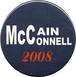 Mitch McConnell button