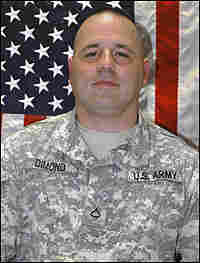 Cpl. Scott Dimond of Franklin, N.H., died in Afghanistan on Oct. 13, 2008.