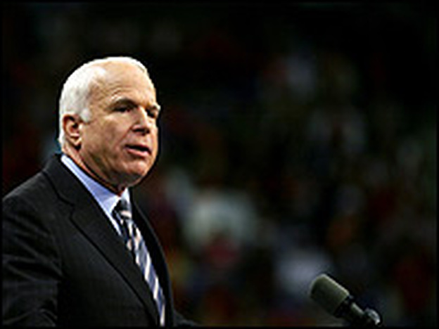 """Some Republicans wonder whether a John McCain loss might help set the stage for a """"Republican renaissance,"""" one observer said."""