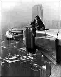 'The Chrysler Building,' by Oscar Graubner