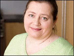 Chef and cookbook author Sara Jenkins.
