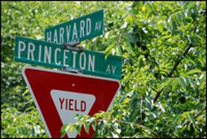 Ivy League Street