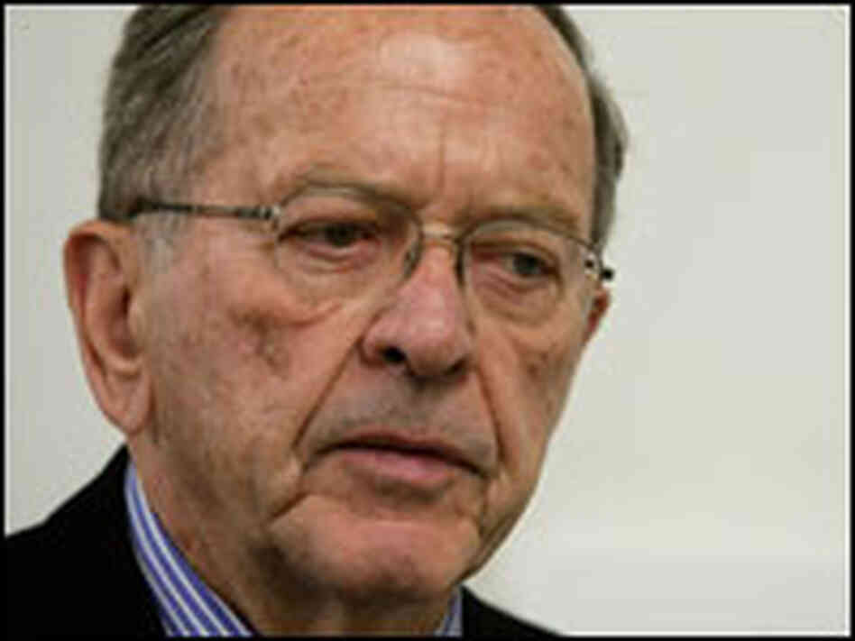Ted Stevens lost his bid for an eighth full term in office just days after he was convicted.