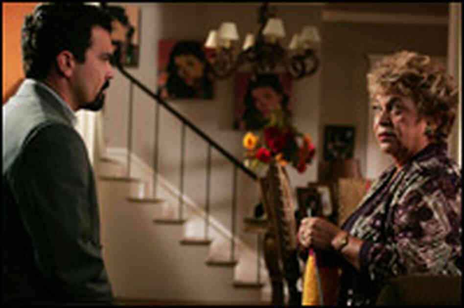 Lupe Ontiveros had a role in Desperate Housewives