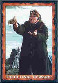 """Rosalita The maid"" Trading Card"