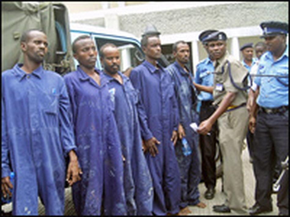 Somali Pirates Threaten Revenge   WBUR News