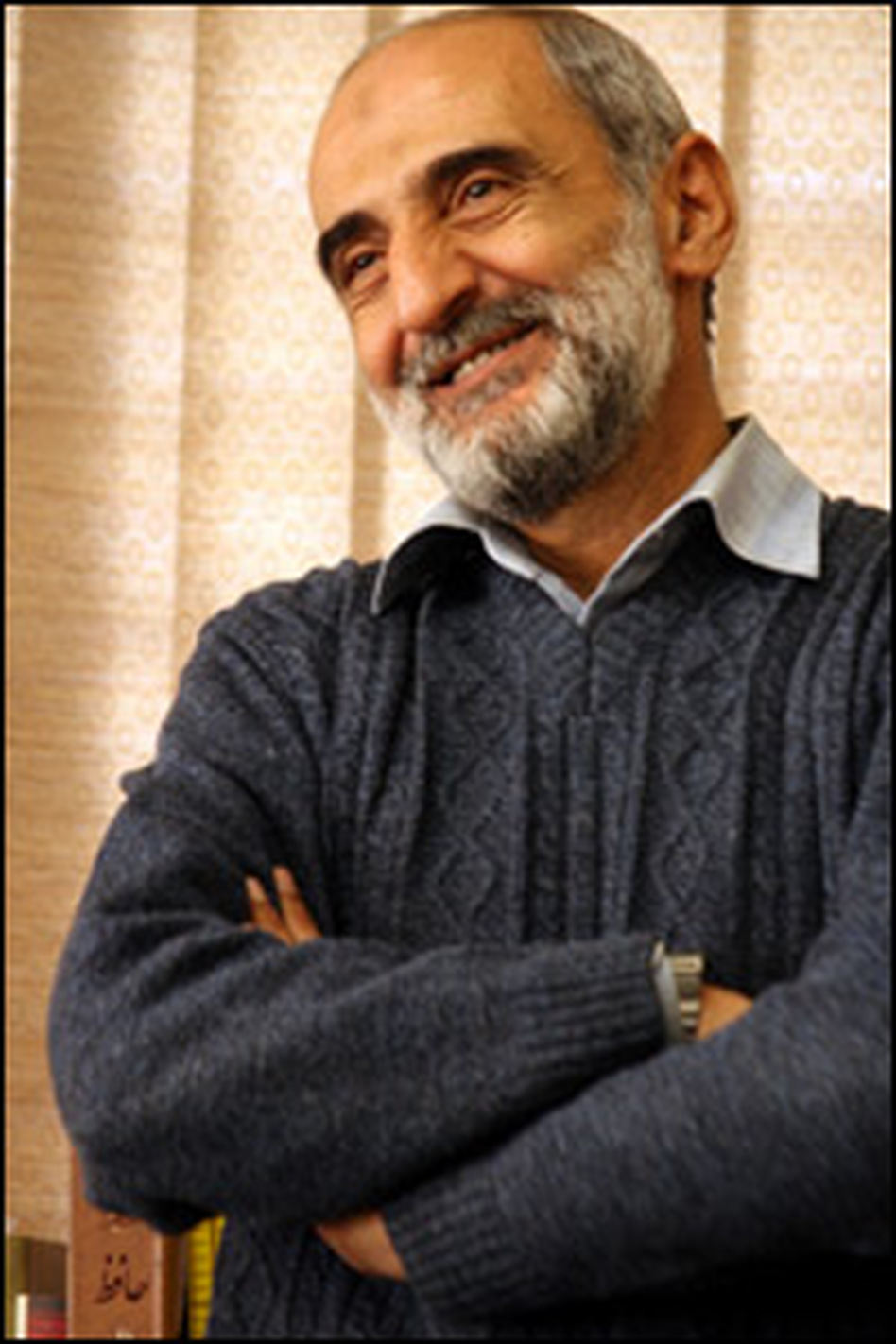 Hossein Shariatmadari is chief editor of <em>Kayhan,</em> a newspaper that supports Iran's regime. He was once jailed and tortured by the Shah of Iran's intelligence service for his pro-revolution writings and activism. Four years into a life sentence, the shah's regime fell and all political prisoners were freed.