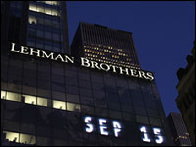 The U.S. government decided against rescuing Lehman Brothers. The September decision, which led the financial giant to file for bankruptcy, is being watched for clues on how the government might handle future bank failures.